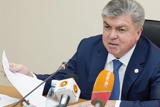 Магдеев последовательно продолжил ревизию упущенных выгод бюджета, только уже врабочем режиме, без больших сенсаций