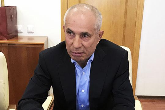 Мустафин решил посоревноваться со столицей и в мае презентовал планы строительства пятиэтажного мегамолла «Рамус Молл» в Нижнекамске