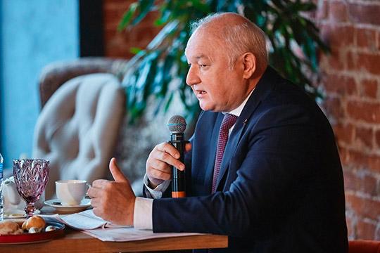 Ильдар Гильмутдинов: «Аварийного жилья меньше нестановится»