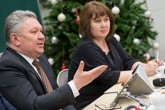 Рафис Бурганово«шаймиевской» школе: «Мыхотим создать новую идеологию»