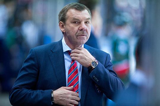 Недавно в штаб молодёжной сборной России вошёл Олег Знарок, и это должно принести пользу