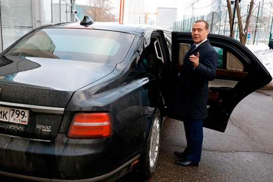 Дмитрий Медведев: «Раньше яимел ввиду только Россию. Сейчас ситуация более угрожающая»