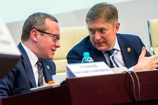 Нигматуллин– Груничеву: «Тарифы должны быть обоснованы экономически, анеполитически!»