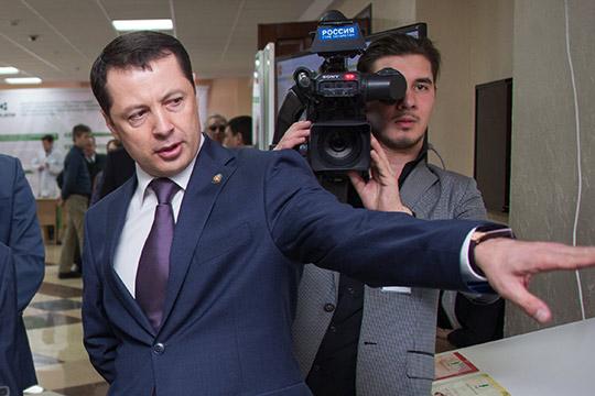 Изэкологов внефтянку: Артем Сидоров сел на«Новый поток»
