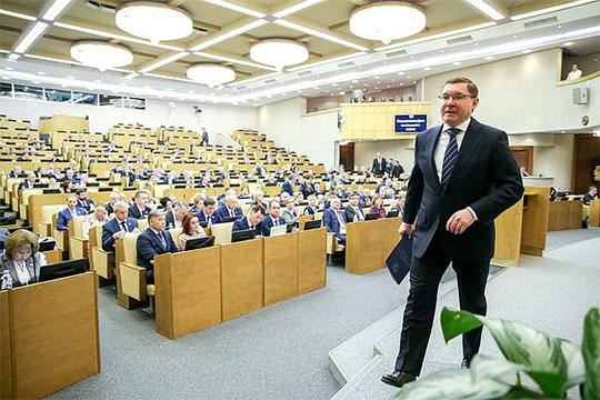 Пленарное заседание Госдумы накануне началось с «правительственного часа», на котором впервые выступил министр строительства и ЖКХ Владимир Якушев