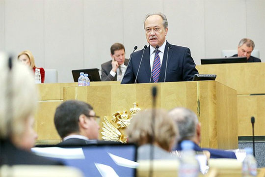 Юрий Росляк: «Имеющийся дефицит должен быть покрыт регионами, обеспечен обязательно твердыми источниками финансирования»