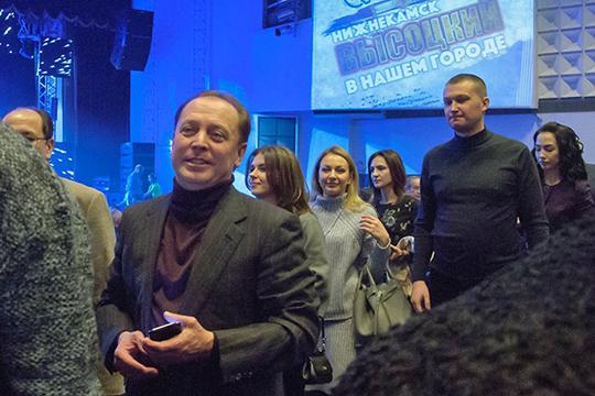 Никита Высоцкий: «Мыедем вНижнекамск потому, что здесь этот проект любят»