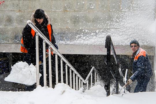 Исполком Набережные Челнов опубликовал тендер на выполнение работ по содержанию автодорог и подземных переходов по зимней технологии с вывозом снега в места складирования