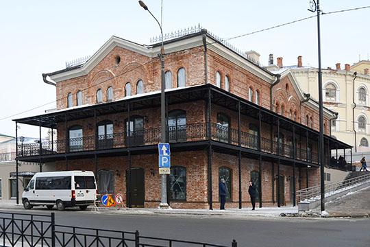 Насегодняшний день здание, всоветские годы бывшее кинотеатром «Спутник»,отреставрировано на90%