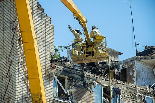 «Хотя мыивосстановили разрушенные квартиры, вкратчайшие сроки отремонтировали весь подъезд, нопотерь невернуть. Пусть это будет суровым уроком для каждого изнас»