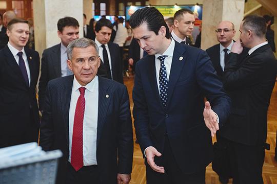 Рустам Минниханов: «Фарид Султанович, увас работа плохо организована!»