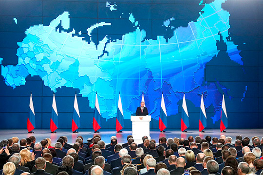 «Ненадо ждать пришествия коммунизма»: 10 главных тезисов путинского послания – 2019