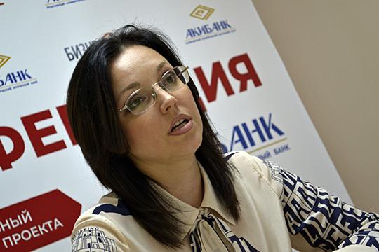 Ярлыченко отметила, что финансовая модель для раздельного сбора ТКО сейчас просчитывается иостается одним извопросов, которые «Гринта» поднимает наминистерских совещаниях