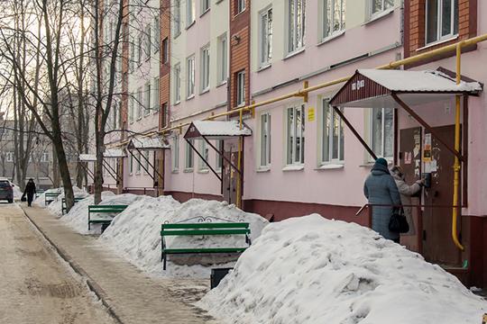 Пословам Литвинова, самые популярные районы города— это, так называемое внароде «МЧС»— улицы Мира, Чулман, Чишмяле, Сююмбике