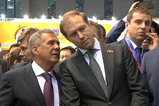 Уже наследующей неделе вовторник Минниханов всоставе российской делегации отправится вЧехию