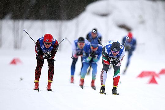 Если выболеете заТатарстан, для вас главный вид— лыжи. ВКрасноярск летит сразу три лыжника изнашей республики