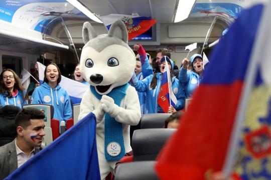 Все россияне действительно студенты, уних есть студенческие билеты