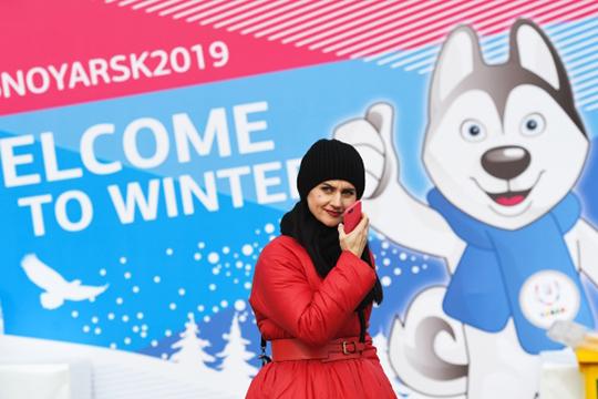 Универсиада в Красноярске —третья, которая пройдет натерритории России, нопри этом первая— зимняя