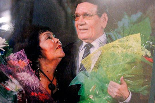 Альфию Авзалову и Ильгама Шакирова в течение жизни связывали теплые дружеские отношения