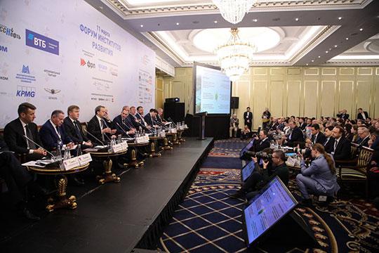 Неделю российского бизнеса, которую проводит Российский союз промышленников и предпринимателей (РСПП) в московском отеле Ritz Carlton, накануне по традиции открыл налоговый форум