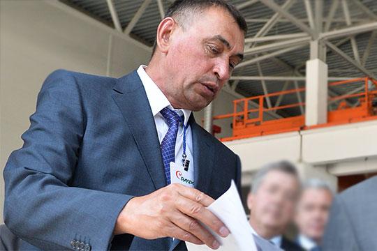 Герой нашей истории — владелец группы компаний «РАФФ», крупный казанский бизнесмен Фариз Мухтаров