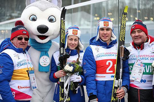 Татарстанским лыжникам разработали особое покрытие. Оно лучше скользит инетребует мази