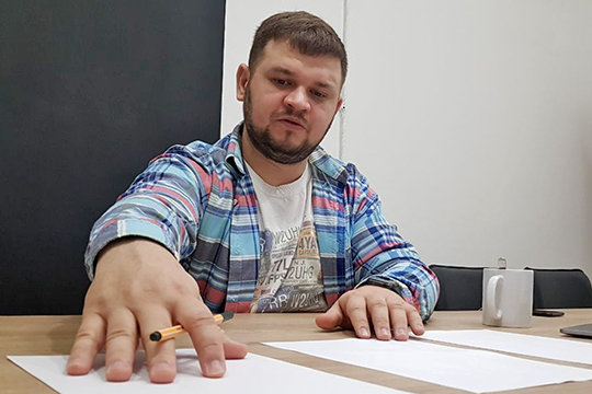 Линар Хуснуллин, KazanExpress: «Унас нет гигантской выручки, ноесть 40 тысяч юзеров»