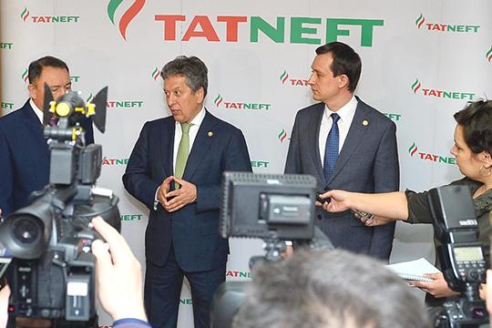 Согласно докладу гендиректора компанииНаиля Маганова, доход отоперационной деятельности «Татнефти» вырос загод больше чем вдвое: она составила 340млрд рублей против 143 миллиардов годом ранее