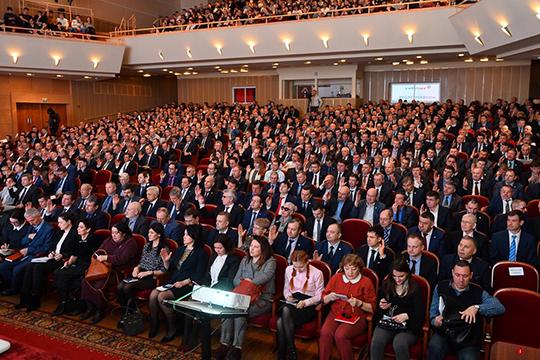 Вчасти переработки Татарстан уже имеет отраслевое лидерство вРоссии: ТАНЕКО сейчас дает глубину переработки 99%, выход светлых нефтепродуктов— свыше83%