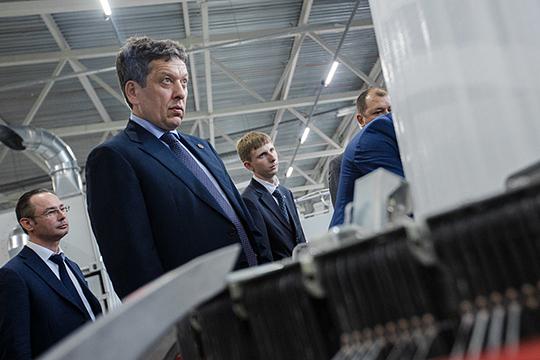 Наиль Магановпровел технический совет стоп-менеджментом «Танеко», накотором обсудил детали проекта построительству нового завода масел натерритории предприятия