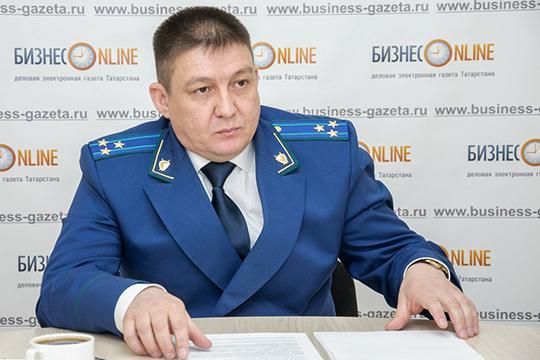 Айрат Галимарданов: «Незаконное оформление земель попрежней схеме сейчас исключено»