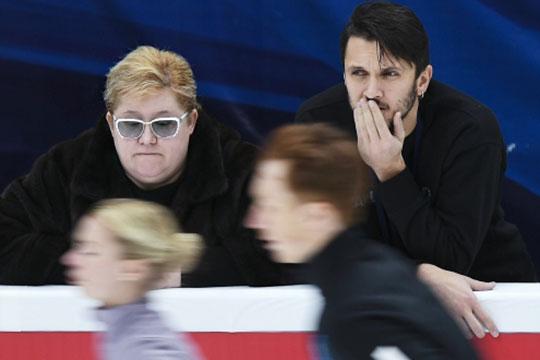 Тарасова иМорозов остались без тренера. Что имтеперь делать?