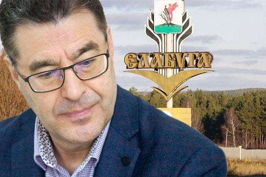Фанис Низаметдинов: «Ястал заложником противостояния главы Елабуги сего оппонентом»