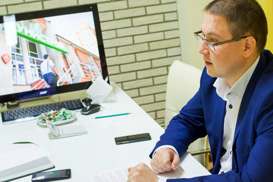 Искандер Юсупов: «У нас менталитет сложился такой, что клиент любит кирпичные дома. И себестоимость у них ниже, чем у монолита»