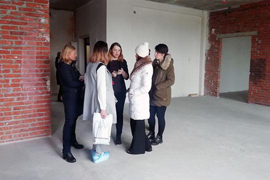 Двухдневный обмен опытом в рамках специализированного тура «WOW Tour Kazan» привлек в Казань десант девелоперов из разных городов страны
