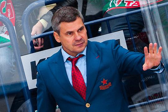 Уже сегодня в высоких кабинетах казанского Кремля должны утвердить (или отвергнуть) основного кандидата напост главного тренера«АкБарса»—Дмитрия Квартальнова