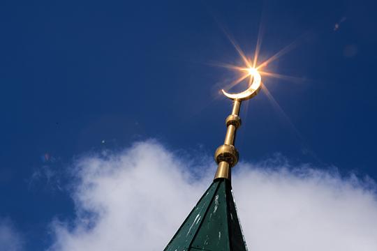 «Ислам— это неидеология про один аспект, аобраз жизни иособый взгляд намир»