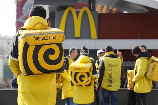 «Спасают только сигареты иэнергетик»: как живут иработают курьеры «Яндекс.Еды»