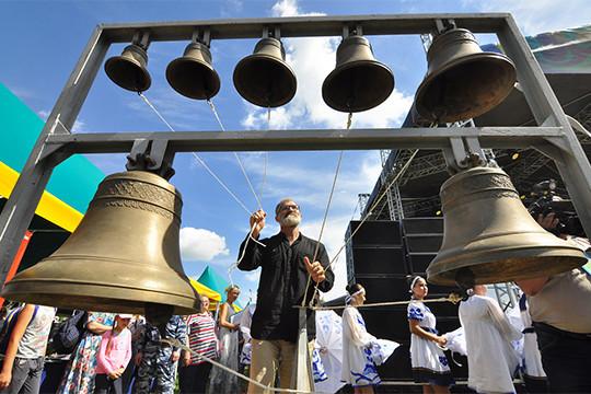 «Параллельно с фестивалем готовимся ко Всероссийской Спасской ярмарке и Фестивалю колокольного звона»