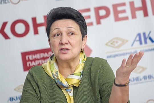 Гульзада Руденко: «Невсе правильно понимают миссию современного музея»