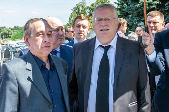 Владимир Жириновский: «Прощайте, Филипп Денисович, вы — гордость советской государственной системы»