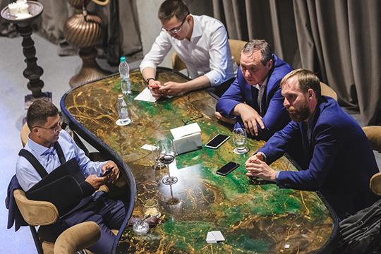 Идейным вдохновителем экспертного клуба стала команда казанского коммуникационного агентства «Теория Дарвина»