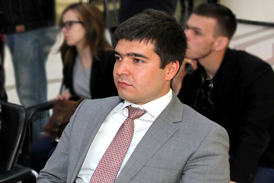 «Дирекция международных программ, возглавляемая Аделем Нагумановым, заняла первое место по общей сумме заказов от материнского АИР