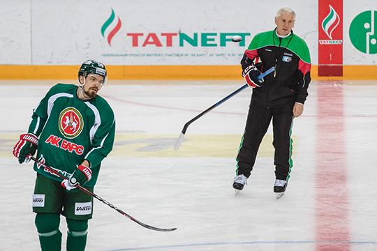 «У Билялетдинова всё было заточено на игру в обороне. Он говорил: «если всё хорошо в обороне, значит, руки у вас могут быть более развязанными в атаке»