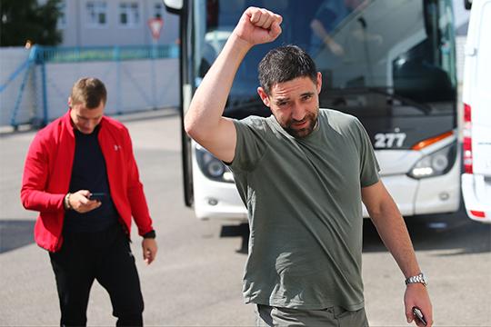 Накануне «Ак Барс» прилетел в Ригу — на второй предсезонный турнир под руководством Дмитрия Квартальнова