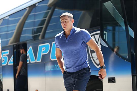 Вместе с Квартальновым в Казань из Ярославля переехал тренер по физподготовке Нормунд Силиньш