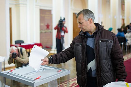 Просто выберите себе удобный и самый близкий для вас избирательный участок. Вот на него и пойдете голосовать