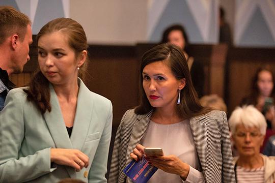 Некоторые зрители в зале успели прослезиться — в частности, официальный представитель Казанского Кремля Лилия Галимова