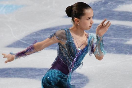 Камила Валиева, фигуристка из Казани: «Мы в семье чтим татарские обычаи»