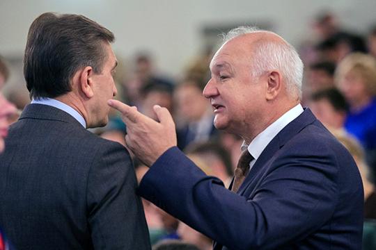 Ильдар Гильмутдинов: «Это возврат ктем решениям, которые были приняты еще в2011 году попросьбам самих регионов»